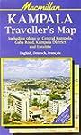 Kampala Tourist Map