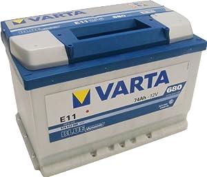 Autobatterie VARTA Blue Dynamic 74Ah