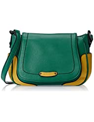 Caprese Stella Women's Sling Bag (Green)