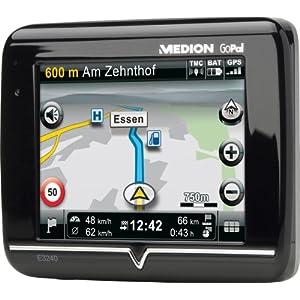 518koI69Y6L. SL500 AA300  [eBay] MEDION E3240 Navi (3,5, TMC, 2GB intern, EU Karten) als B Ware für nur 55,55€ inkl. Versand (Vergleich Neuware: 97€)