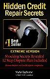 518kpfzayuL. SL160  Hidden Credit Repair Secrets   Extreme Version (Third Edition)