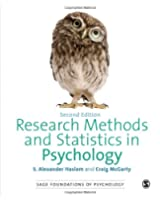 Research Methods and Statistics in Psychology (SAGE Foundations of Psychology series)