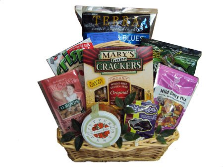 Cancer Patient Sampler Get Well Basket