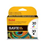 Kodak 8781098 30B/30C Ink Cartridge - Combo Color-Black