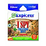 LeapFrog Explorer Learning Game: I SPY Treasure Hunt (works With LeapPad & Leapster Explorer)