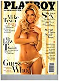 Playboy Magazine January/February 2015 Marcianos New Sexy Face: Rachel Mortenson
