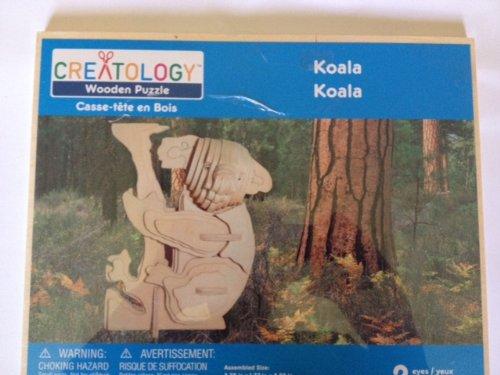 Koala Wooden Puzzle - 1