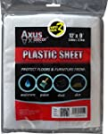 Axus Decor AXU/DSP129 Polythene Dust...
