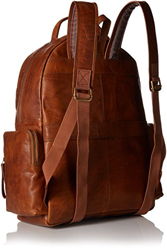 Rawlings Rugged Vintage Classic Leather Backpack Bag
