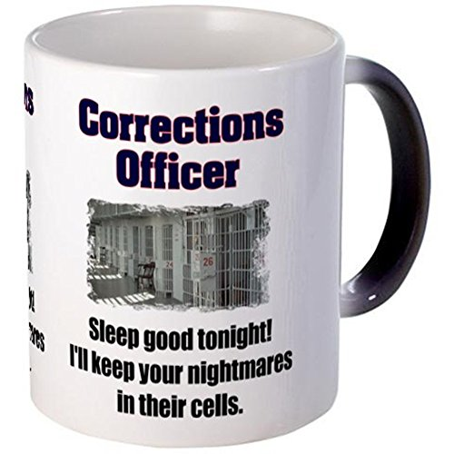 CafePress - Corrections Officer - Unique Coffee Mug, 11oz Coffee Cup (Corrections Officer Coffee Cup compare prices)