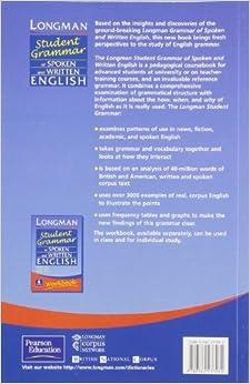 Tag - Longman student grammar of spoken and written English PDF