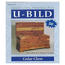 Woodworking Project Paper Plan to Build Cedar Chest