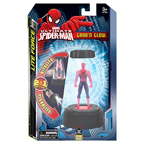 Tech 4 Kids Spiderman Grab n Glow