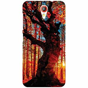 HTC Desire 620 Back Cover - Scenic Designer Cases
