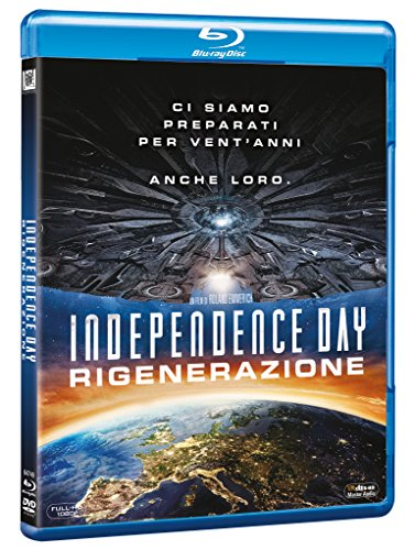 Independence Day: Rigenerazione (Blu-Ray)