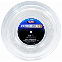 Buy Unique Sports 17G Tourna Premium Reel Polyester Tennis String by Unique Sports