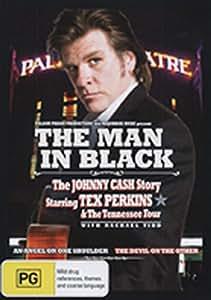 PERKINS, Tex The Man In Black - Johnny Cash Tribute