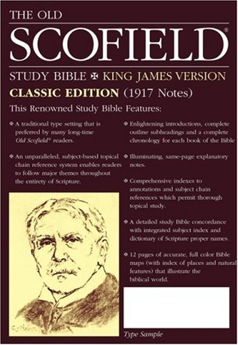 The Old Scofield® Study Bible, KJV, Classic Edition