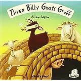 Three Billy Goats Gruff(bk w/CD)Age 3-7