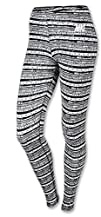 Nike Womens LEG-A-SEE Printed Stripe Leggings Tights Pants