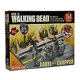 Amazon.co.jpWalking Dead Tv Building Set Daryl Dixon