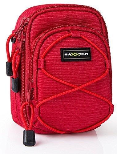 bundlestar-baxxtar-ii-borsa-custodie-rosso-per-macchina-fotografica-canon-powershot-g5-x-sx150-sx160