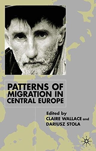Patterns of Migration in Central Europe