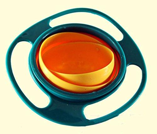 GYMNLJY Tourner le bol supérieur n'était pas des soucoupes volantes ne pas void / jouets bol , green