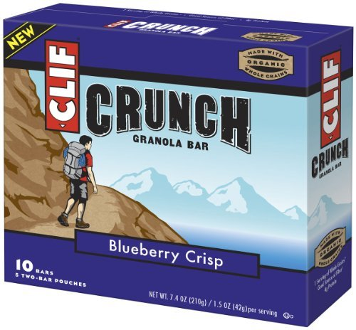 Clif Bar Crunch Granola Bar 10 bars