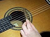 TremoloMute Classical Guitar Tremolo-Rasqueado Practice Tool - String Mute