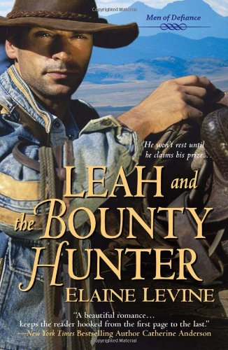 Image of Leah and the Bounty Hunter (Men of Defiance)