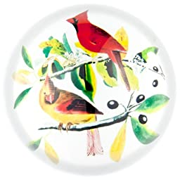 Home Essentials Audubon Cardinal Paperweight