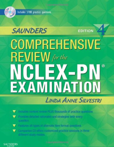 Saunders Comprehensive Review for the NCLEX-PN®...