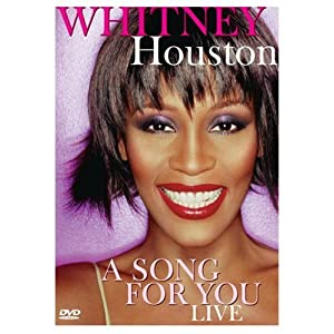 Whitney Houston-A Song For You Live