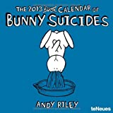 2013 Bunny Suicides Wall Calendar