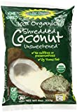 Let's Do Organic Unsweetened Coconut Shredded, 8 oz