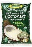Let's Do Organic Unsweetened Coconut Shredded, Fine Shred, 8 oz