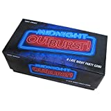 Midnight Outburst – The Twisted Game of Top-10 Lists – NEW Adult Party Game from Creator of TABOO