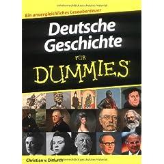 Deutsche geschichte für dummies de christian von ditfurth von wiley