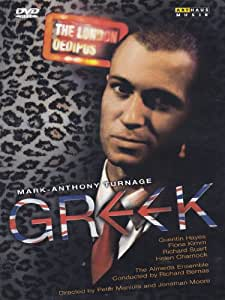 Turnage;Mark-Anthony Greek [Import]