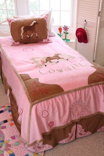 Twin Horse Comforter front-588644