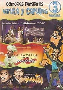 Vs Las Momias / La Batalla De Los Pasteles / El Camino De Los Espantos