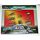 Star Wars A New Hope Micro Machines Collectors Edition Set