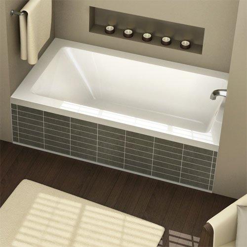 "Apron AFR Soaking Bathtub (60"" x 32"" - Recessed Bathtubs - Amazon.com"