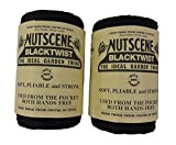 Bosmere K807BL 2-Pack Nutscene Colored 3-Ply Twine, 394-Feet per Spool, Black