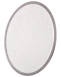 Update International PS-14 Aluminum Pizza Screen, 14-Inch