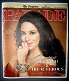 Madeleine Stowe on Cover Parade Magazine February 2012