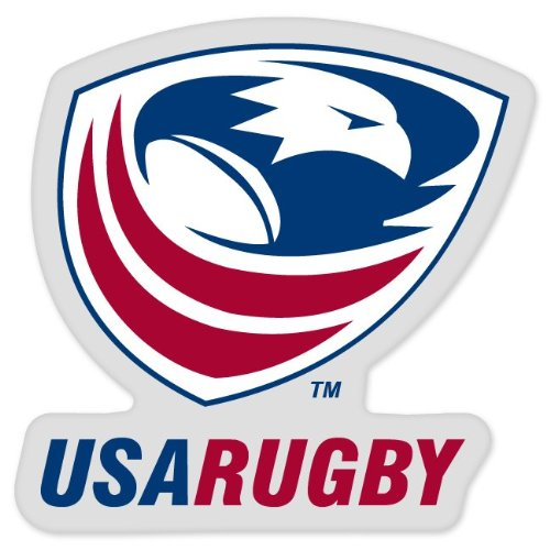 "Amazon.com: USA Rugby car bumper sticker window decal 5"" x 5"""