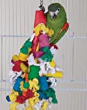 Bird Toy – Wild Series – Madcap Challenge Toy – Great Toy for Medium to Large Birds