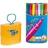 Acquista BiC Kids Visa - Penne colorate Confezione da 20